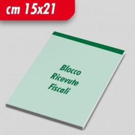 Blocchi spillati autocopianti 15x21