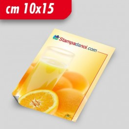 Etichette adesive 10x15