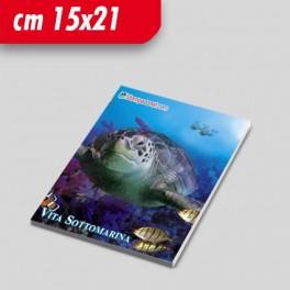 Opuscoli autocopertinati 15x21